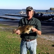 Rich H. at Oneida Lake, 10/13/13