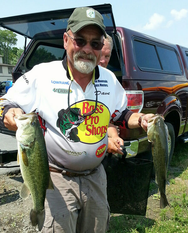 Dave at Cayuga Lake,  7/19/14