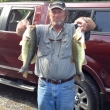 Rich at Lake Oneida, 9/28/14